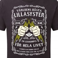 Lillasyster T-shirt