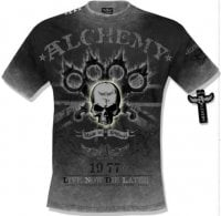 Lisbeth kiss Alchemy t-shirt