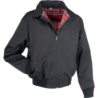 Harrington jacka Lord Canterbury svart