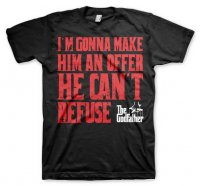 Make him a offer The Godfather t-shirt