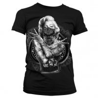 Marilyn Monroe Outlaw t-shirt