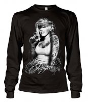 Marilyn Monroe Respect longsleeve