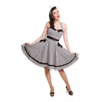 Rockabilly klänning Marina Dress