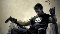 Marvel t-shirt herr: Punisher bild