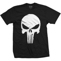 Marvel t-shirt herr: Punisher fram
