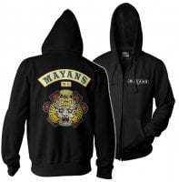 Mayans MC backpatch ziphoodie