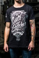One life cuts and stitches t-shirt