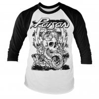Poison Tattoo longsleeve