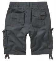 Pure Vintage Shorts antracite 2