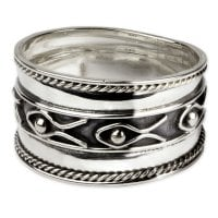 Silverring 925 sterling silver