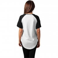 Ladies Raglan HiLo Tee 5