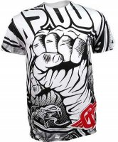 Rising fist Tapout t-shirt