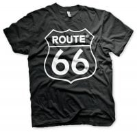 Route 66 Logo T-Shirt 1
