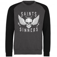 Saint and sinners sweatshirt herr