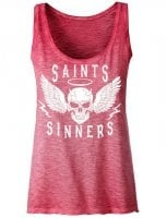 Saints and sinners rosa linne