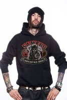 SAMCRO - Men Of Mayhem hoodie modell