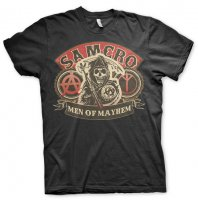 SAMCRO - Men Of Mayhem t-shirt svart