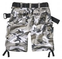 Savage vintage shorts urban camo 2