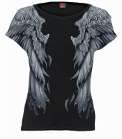Seraphim allover cap sleeve top 1