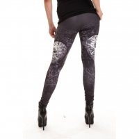 Skull duggery leggings 3