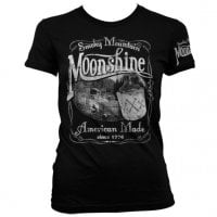 Smokey Mountain Moonshine tjej T-Shirt 1