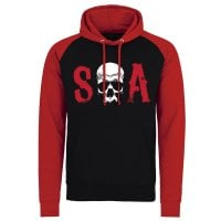 Sons Of Anarchy baseball hoodie