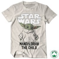 Star Wars - Mandalorian Child Organic T-Shirt  1