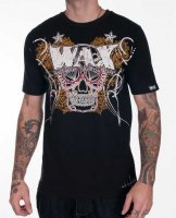 WAX Suguar skull t-shirt 1