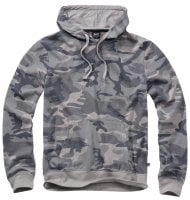 Sweathoody grey camo 1