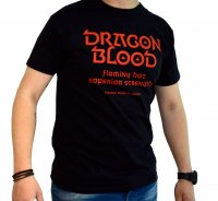Dragon Blood t-shirt
