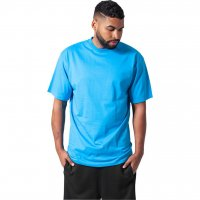 Tall tee turquoise