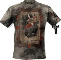 The dead draw t-shirt