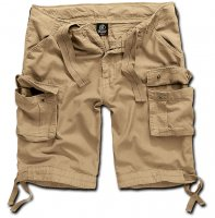 Urban legend tunna shorts beige