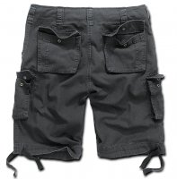 Urban legend tunna shorts svart 2