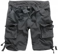 Urban legend tunna shorts antracit
