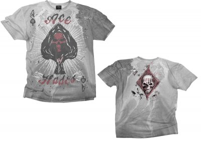 "Alchemy ""Reaper Aces"" t-shirt"