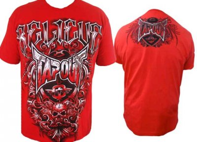 Agent shield Tapout t-shirt