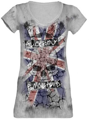 Alchemy long punk top fram