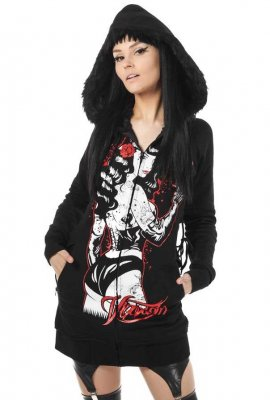 Bad betty hoodie