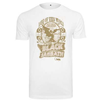 Black Sabbath LOTW vit t-shirt