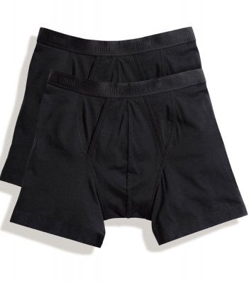Boxershorts 2-pack Fruit Of The Loom