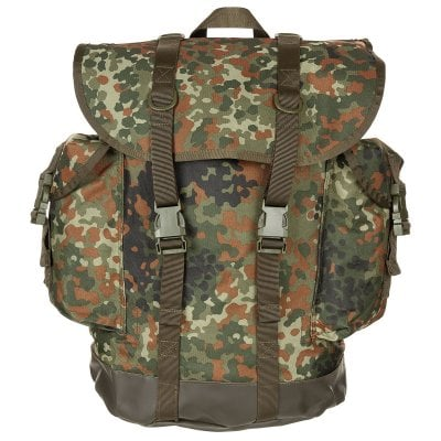Bundeswehr mountain backpack flecktarn