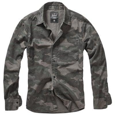 Camouflage skjorta - Skjortor - Herrkläder - Dunken.se ff872cbe7efb5