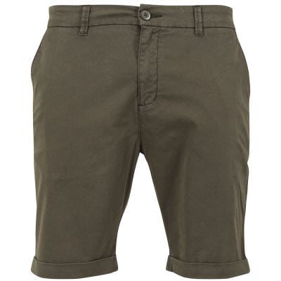 Chino shorts i stretch front