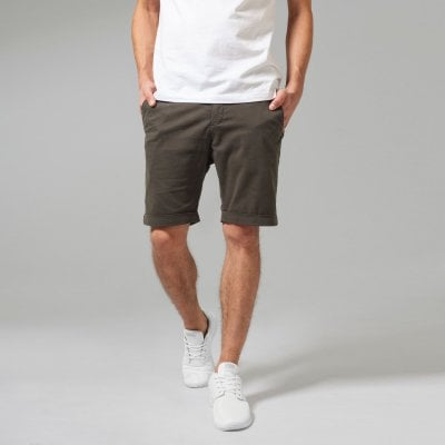 Chino shorts i stretch