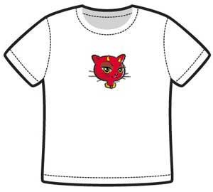 devil kitty barn t-shirt
