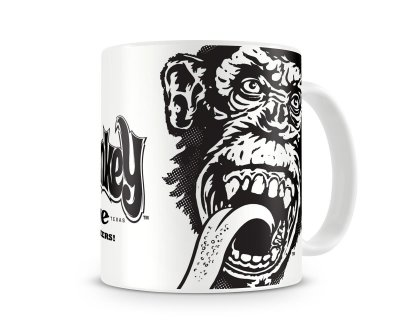 Gas Monkey Garage Logo mugg 1