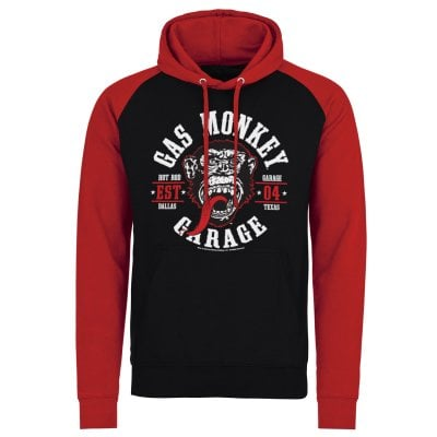 Gas Monkey Garage Round Seal hoodie 1