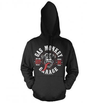 Gas Monkey Garage Round Seal hoodie