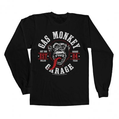Gas Monkey Garage Round Seal longsleeve